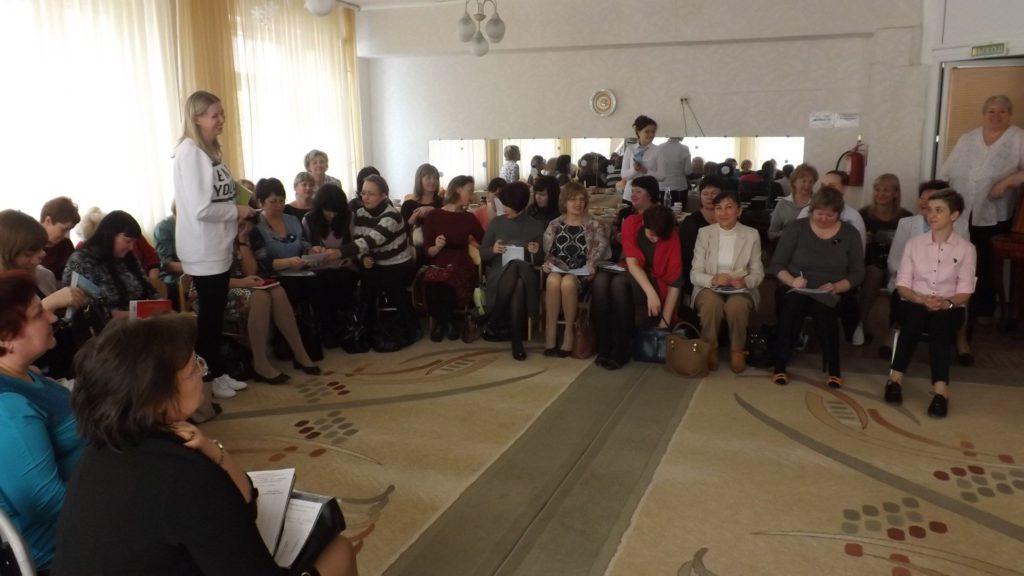 Методическое объединение учителей-логопедов в МБДОУ ДС «Парус»