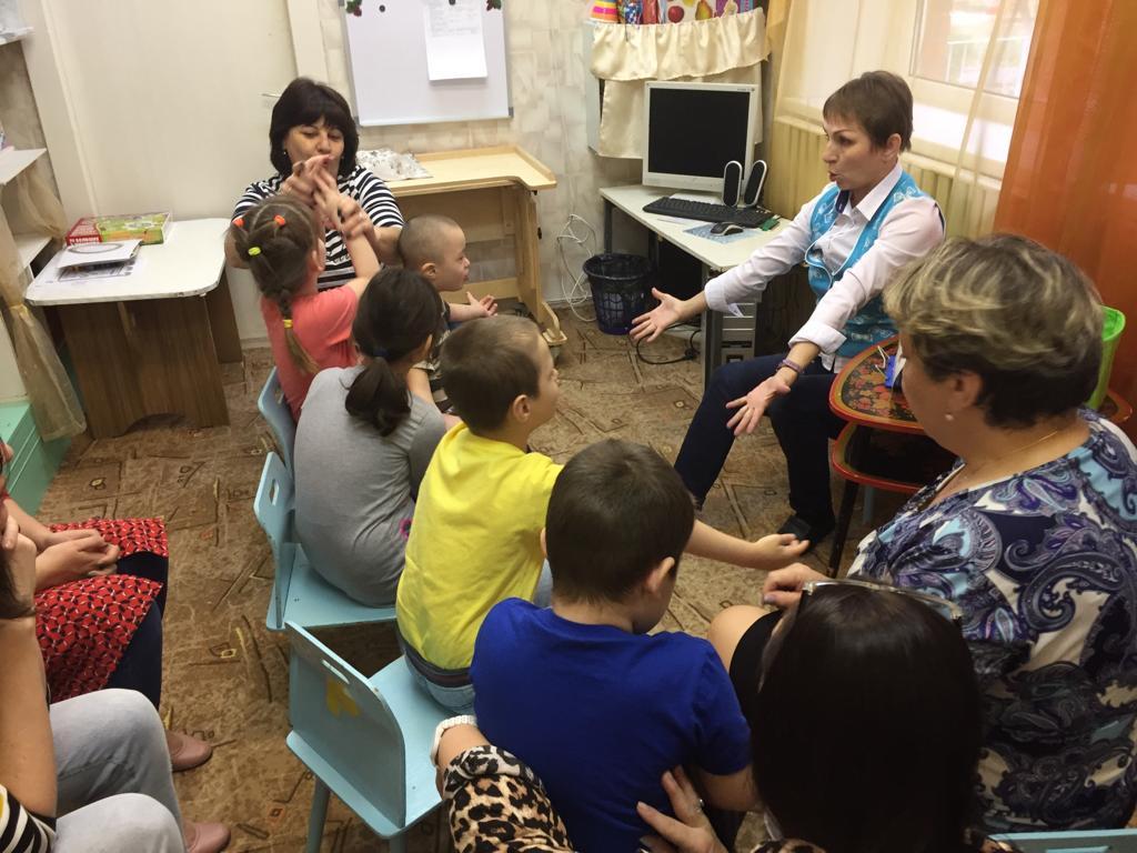 АНО  «Иное детство» в гостях у МБДОУ ДС «Парус» г.Волгодонска
