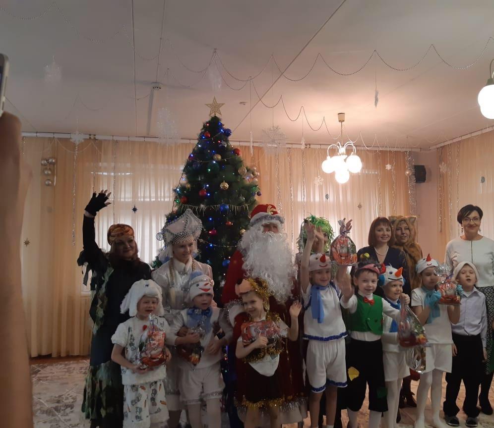 Новый Год – Волшебный праздник!