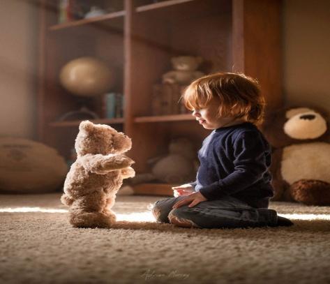Консультация педагога-психолога для родителей «Игрушка для ребенка – лучший друг или….»