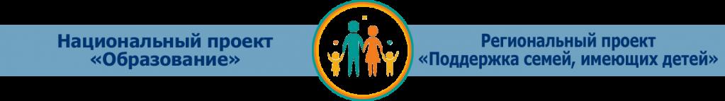 Региональный проект «Поддержка семей, имеющих детей» национального проекта «Образование».